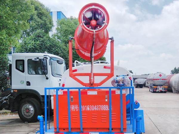 25米雾炮 喷雾抑尘风机 LM-30型喷雾机