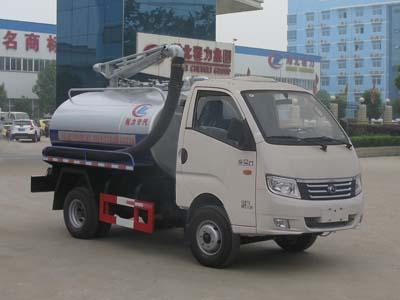 2.5方吸粪车 程力威牌CLW5040GXEB5型吸粪车