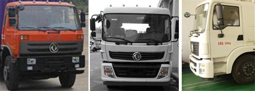 18吨吸污车 程力威牌CLW5252GXWD5型吸污车