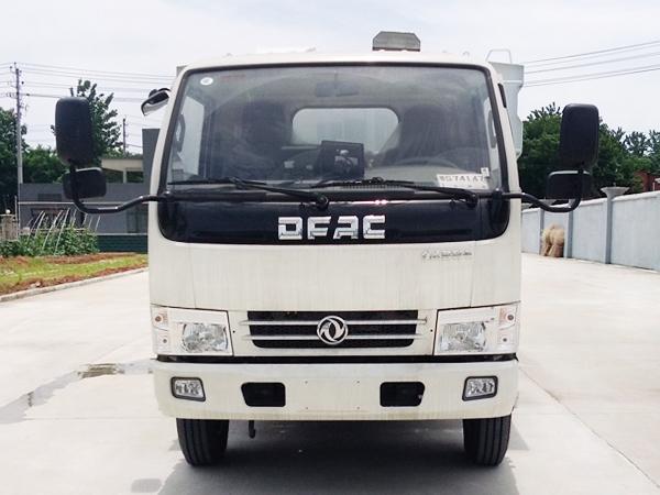 5吨吸尘车 程力威牌CLW5070TXC5型吸尘车