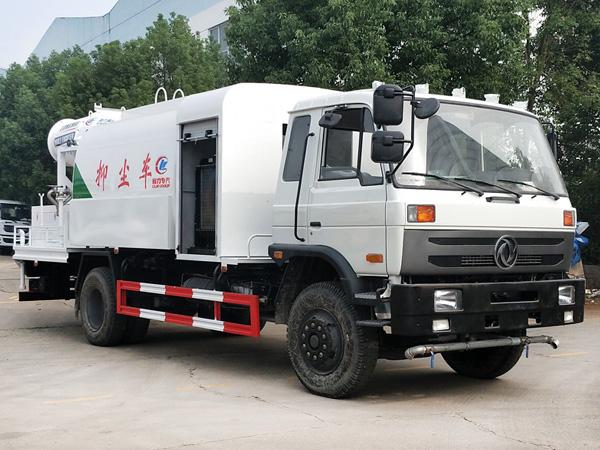10吨多功能抑尘车