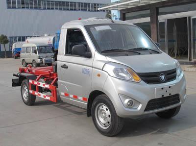 程力威牌CLW5020ZXXB4型车厢可卸式垃圾车