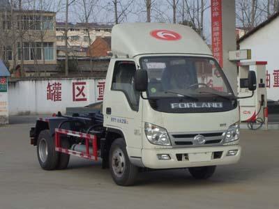 程力威牌CLW5041ZXXB5型车厢可卸式垃圾车