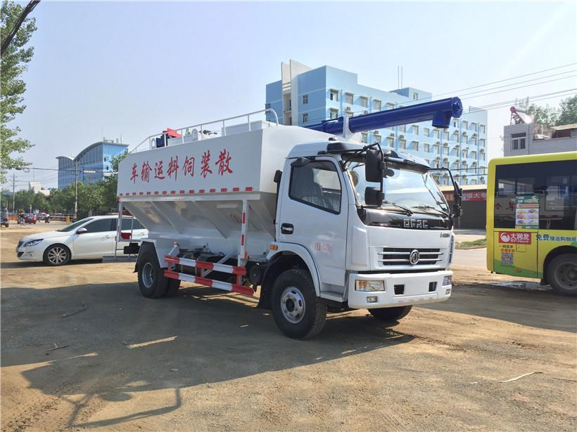 6吨散装饲料车