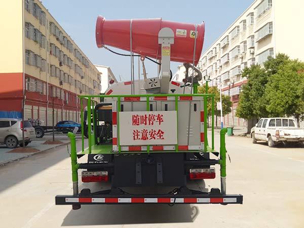 东风6方30米抑尘车