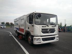 D9扫路车 程力威牌CLW5165TSLE5型扫路车
